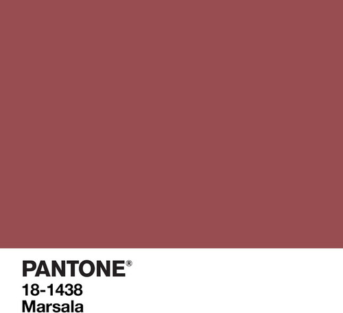 What Do You Think Of Marsala The Pantone Color Of The Year