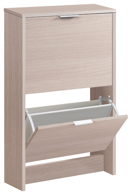 Zapatero 2 Door Shoe Rack