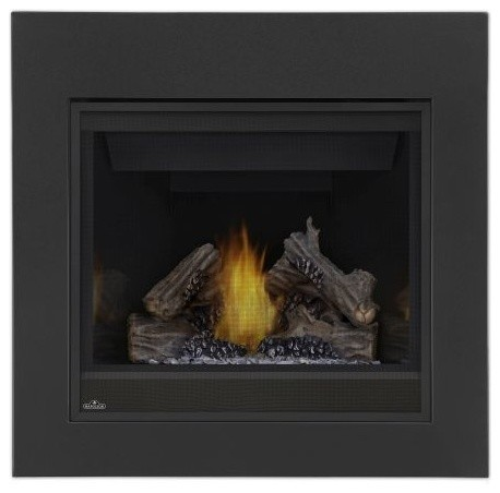 Napoleon B36 Ascent Mv Fireplace, Liner, Clean Face Front, Natural Gas