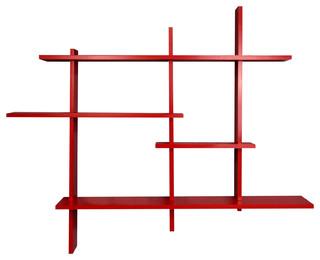 Knick Knack Shelves Multi Tier Birch Craftsman