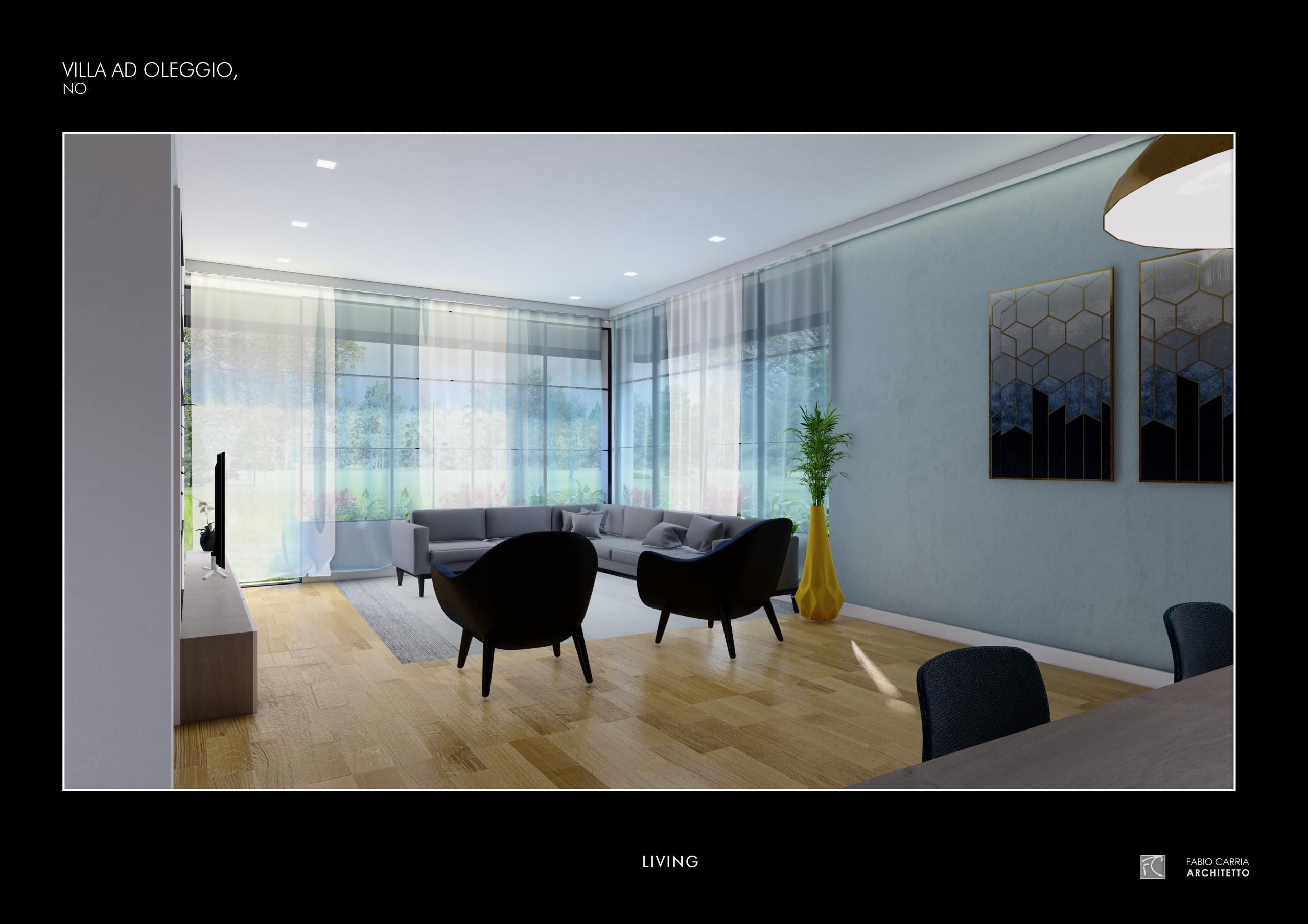 Riqualificazione villa con Superbonus