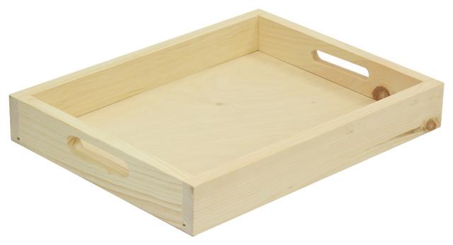 Wooden Decorative Tray
