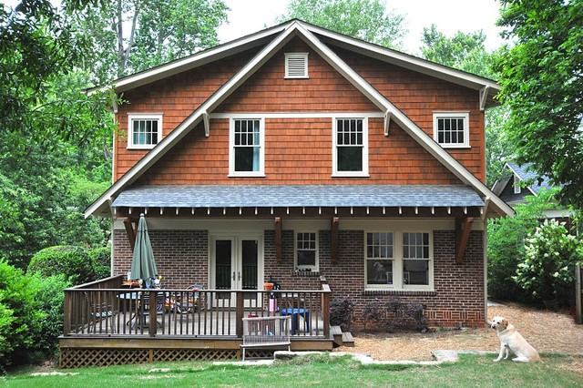 Second Story Addition To A Historic Craftsman Bungalow