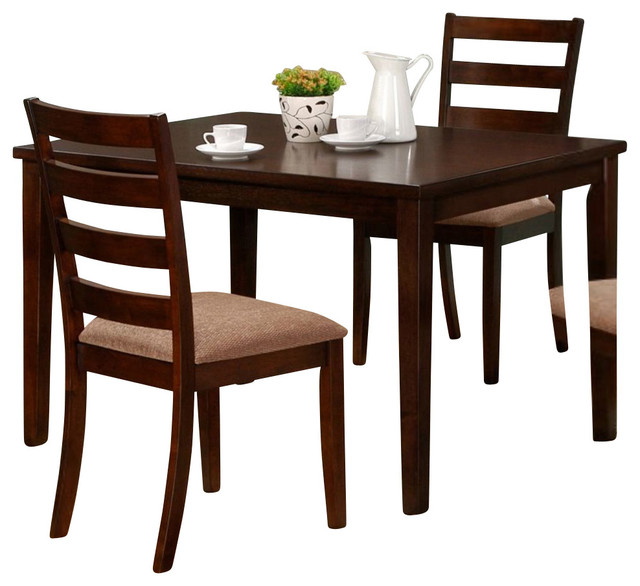 48 Square Dining Room Table: Homelegance Hale 48 Inch Rectangular Dining Table In Medium Brown