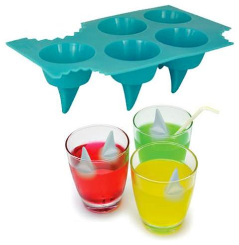 Shark Fin Ice Cube Mold