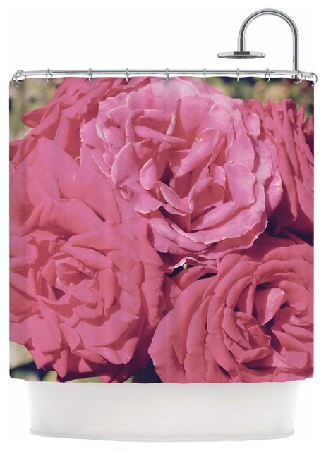 shop houzz susan sanders blush pink blooming roses