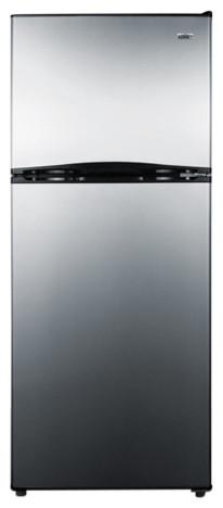 Summit 24 Energy Star Qualified Top Freezer Refrigerator.
