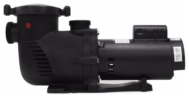 Pro 1.5hp In Ground Swimming pool pump 2\