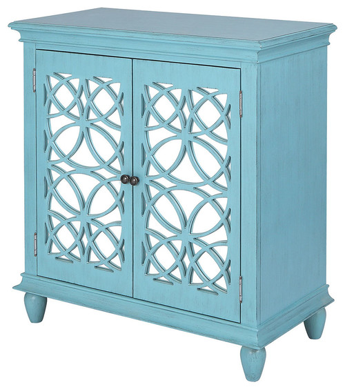 Cochran Long Beach Blue Cabinet