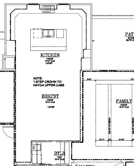 Help With Kitchen Table Layout