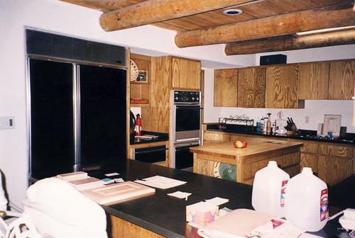 Scottsdale Rustic Southwest Kitchen