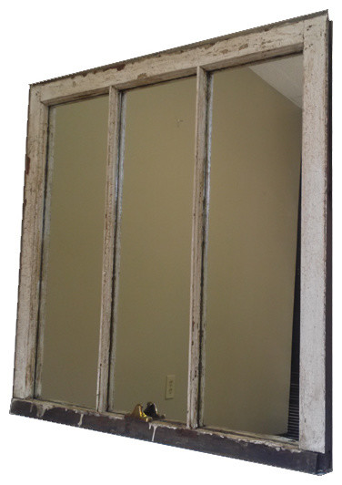 3 pane window old pane window mirror wall mirrors by the decorative company