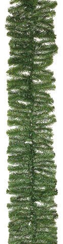 Silk Plants Direct Extra Deluxe Southern Pine Garland, Pack Of 1.