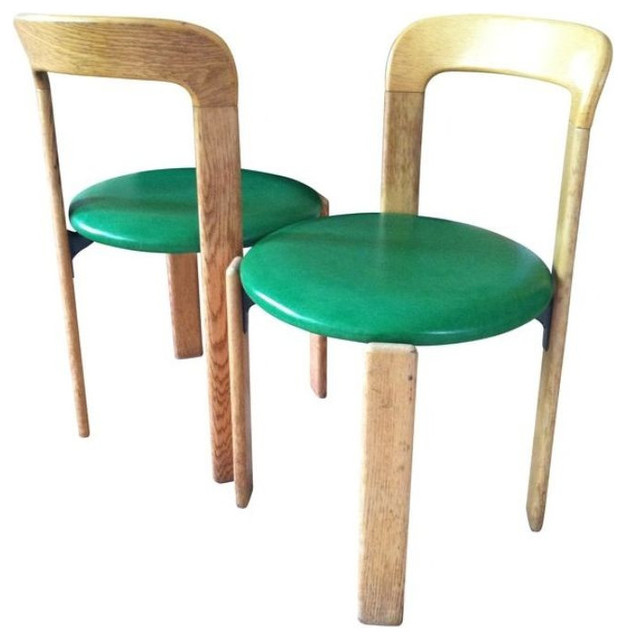 Exceptional Mid Century Stendig Chairs By Bruno Rey   $1,250 Est. Retail   $650 On