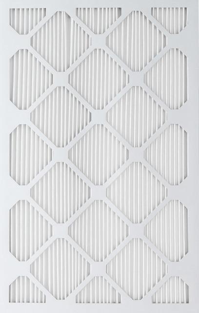 Nordic Pure 20x24x1 MERV 8 Tru Mini Pleat AC Furnace Air Filters 20 x 24 x 1 3 Piece