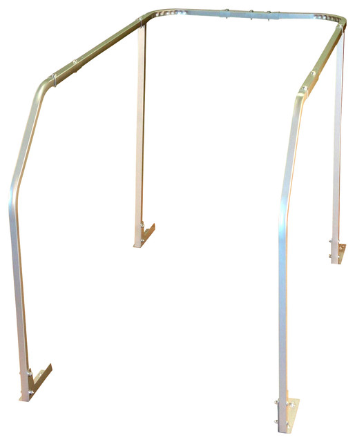 Versa Rail Attic Ladder Safety Railing System