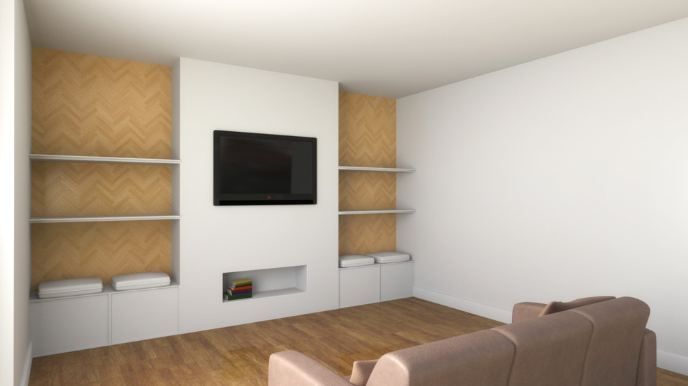 Feature TV Walls