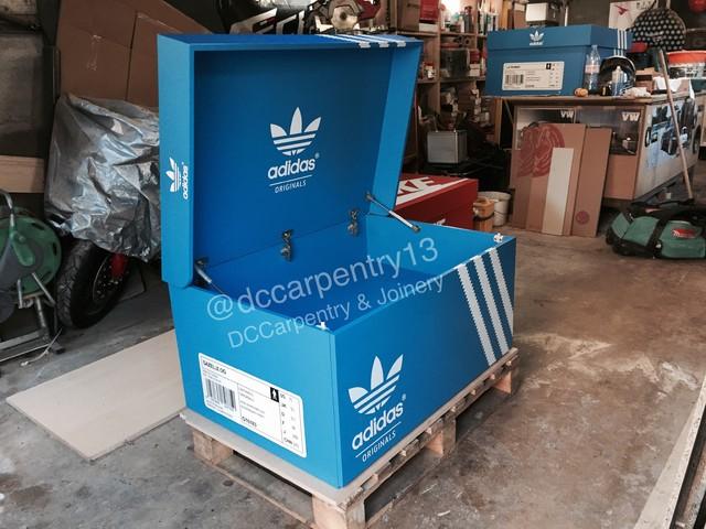 Adidas Shoes Box