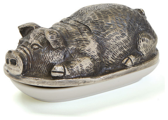 Babe Butter Dish Rustic Butter Dishes By Go Home Ltd