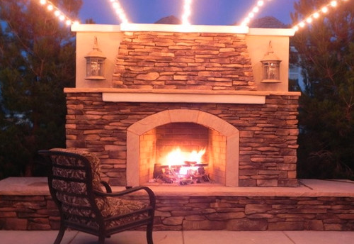 I D Like To Build Contract An Outdoor Fireplace I M Guessing There Is A Certain Type Of Brick And Mortar I Need To Use To Accomplish This