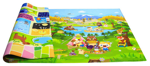 Baby Care Playmat Let S Go Camping