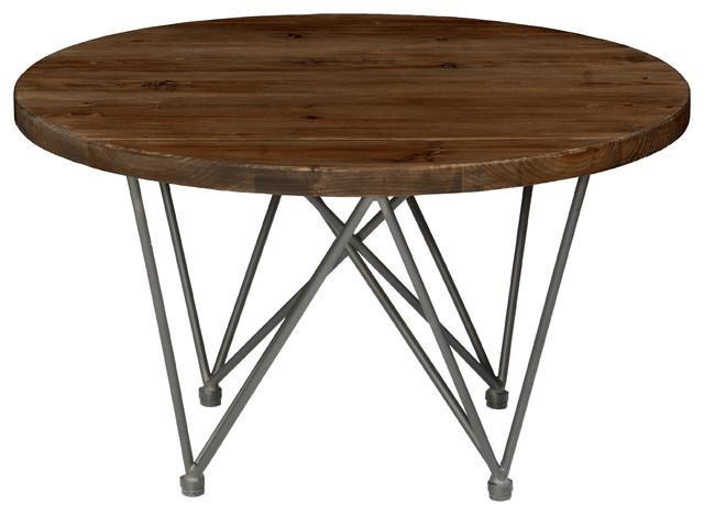 Dalia Round Coffee Table By Kosas Home.