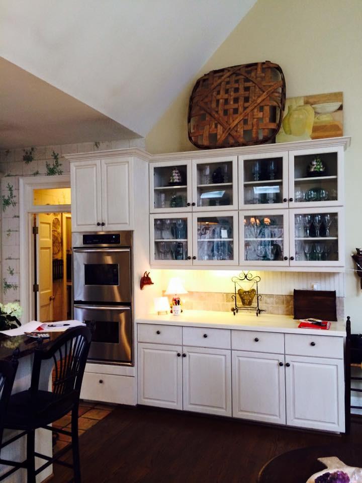 Atlanta Traditional Kitchen & Laundry Room