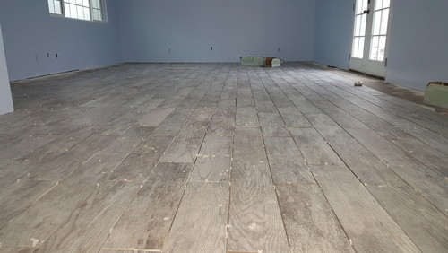 New Floors Being Out In What Yall Think