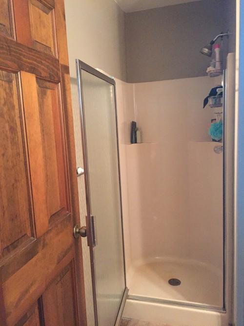 Shower Door Help