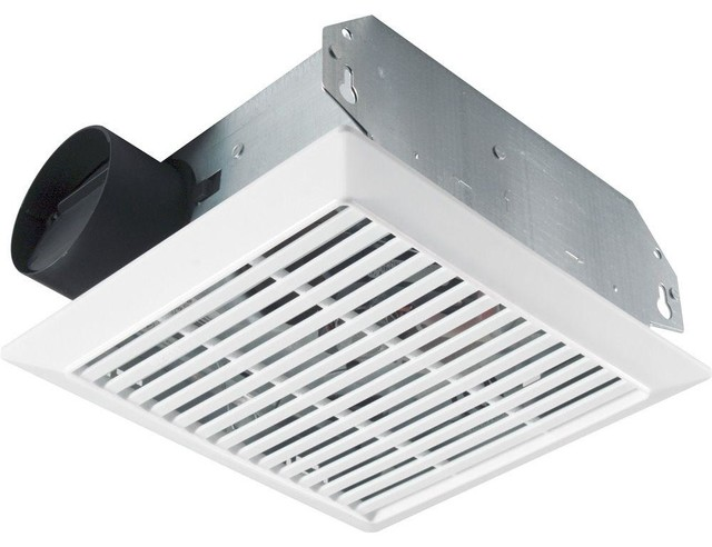 wall mount bathroom exhaust fan smaller