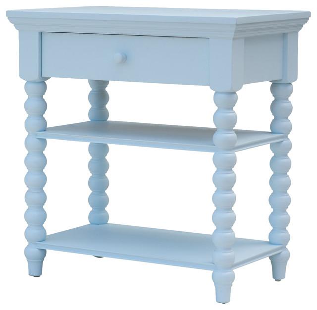 Sweet Elle Furniture Alexander Spindle Table Baby Blue