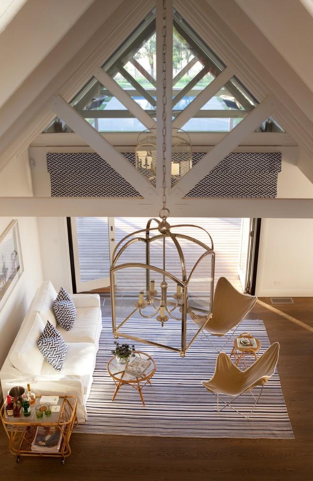 Trendy home design photo in Melbourne