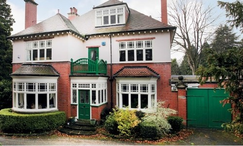 What colour should I paint the exterior of my Edwardian house?