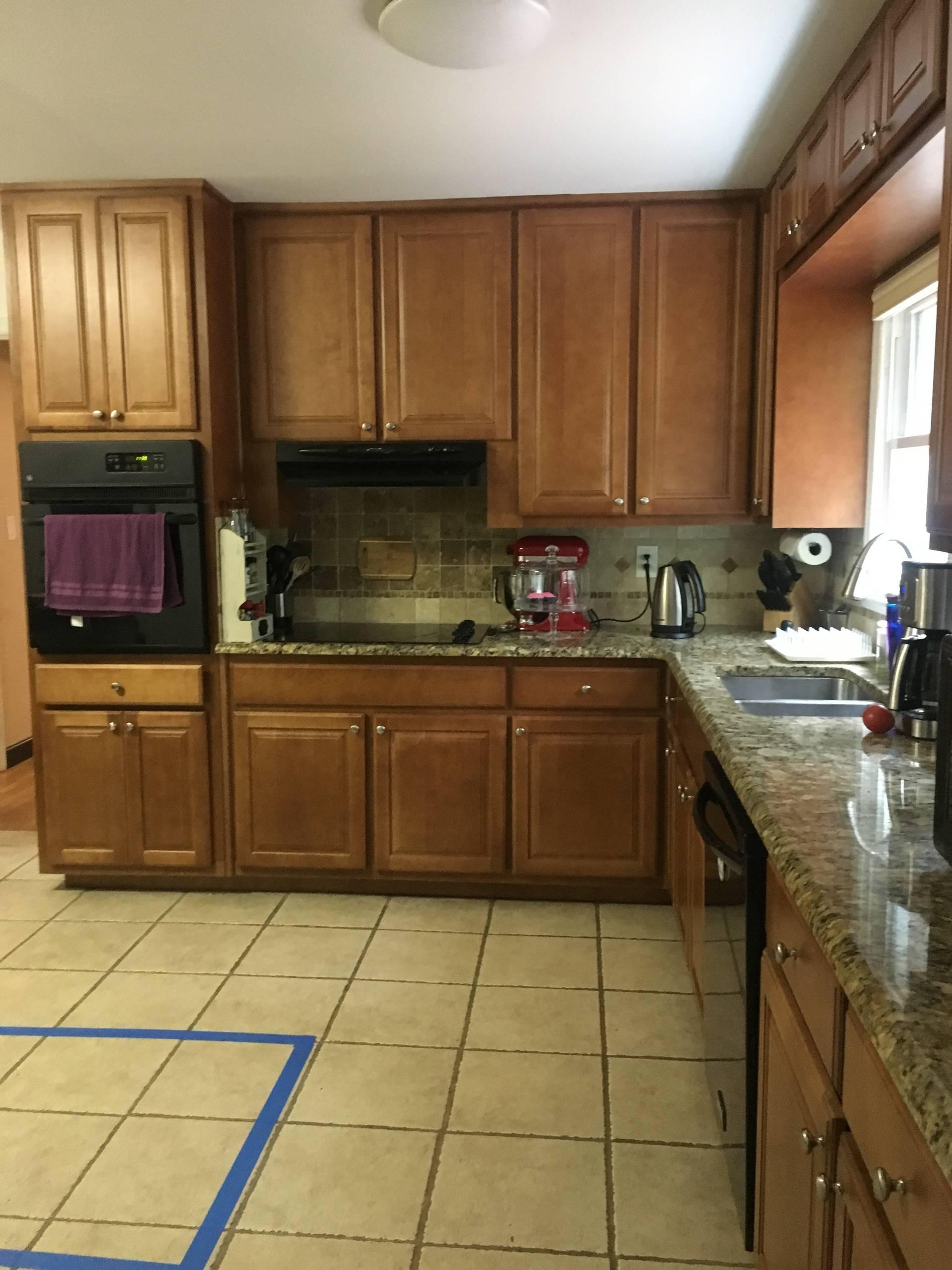 Brookhaven Modern Kitchen