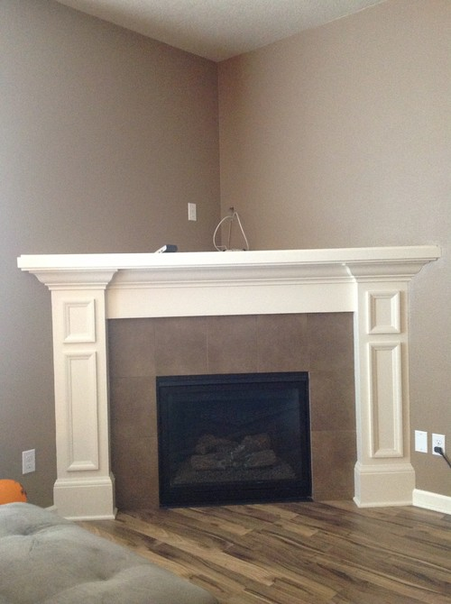 Deep Corner Fireplaceneed Help