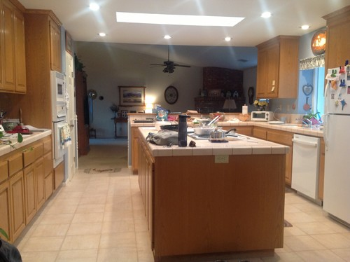 That Being Said, I Donu0027t Want To Cloud Your Judgment... What Do You Think  Would Help Update My Kitchen?