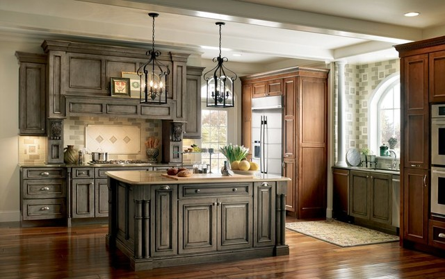 Medallion Cabinetry traditional-kitchen
