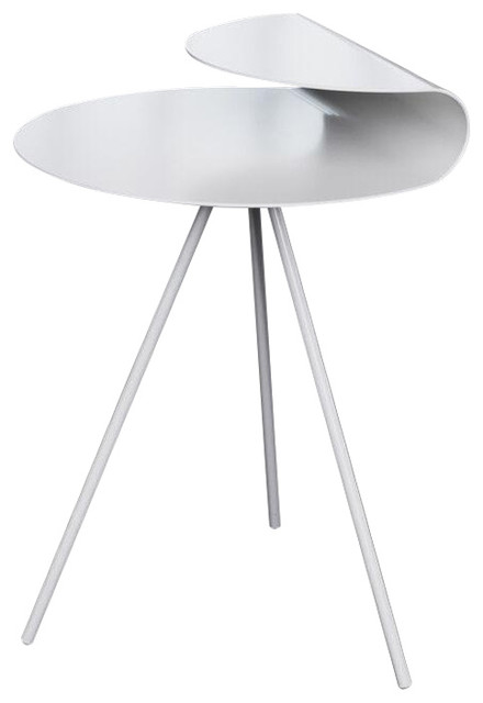 Jok Table.Loop Contemporary Side Table Contemporary Side Tables End
