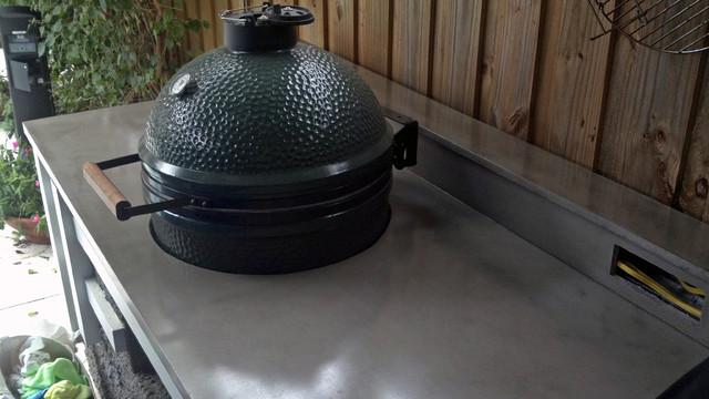 outdoor kitchen counter tops - m modern outdoor kitchen ideas grey