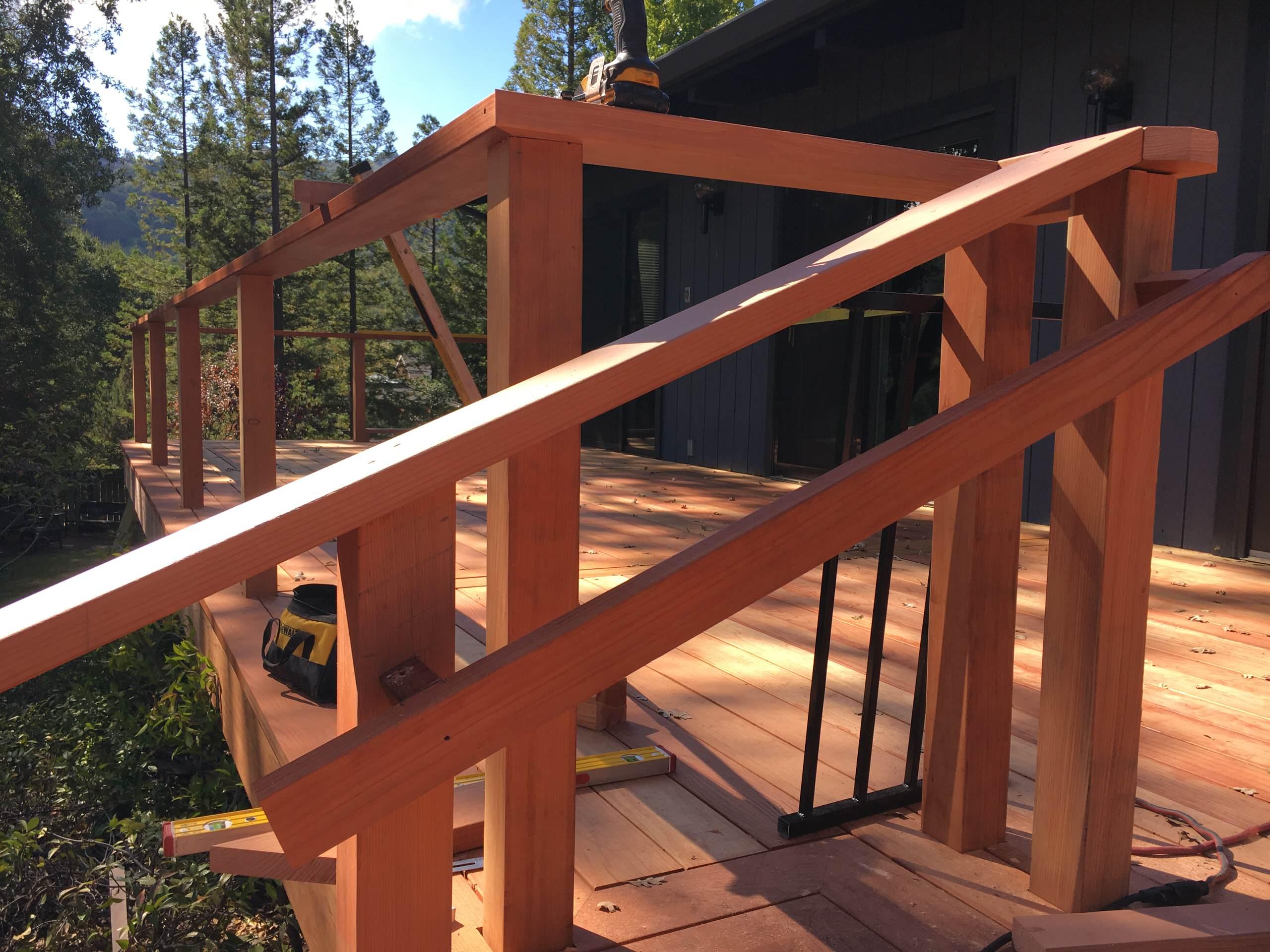 Orinda CA Decks