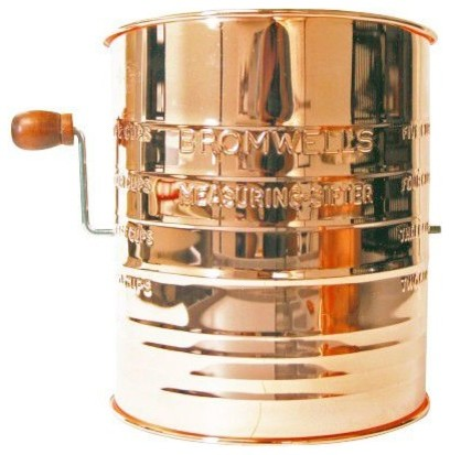 Deluxe Flour Sifter.