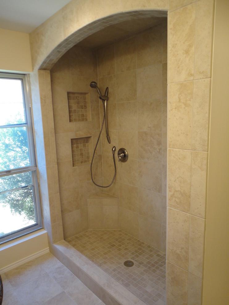 Plano Master Bathroom