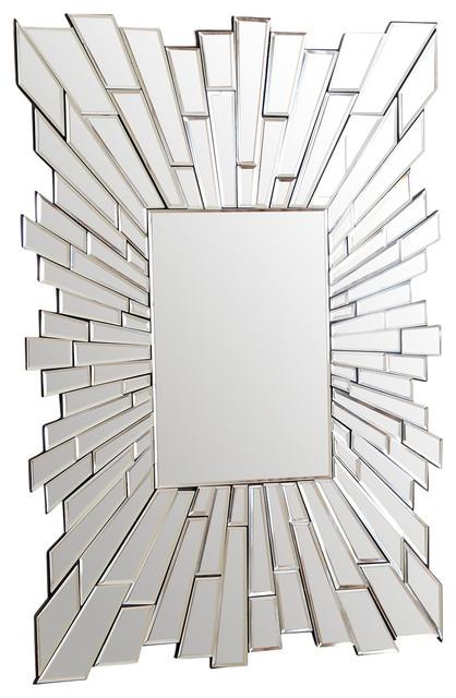 Empire Rectangle Wall Mirror.