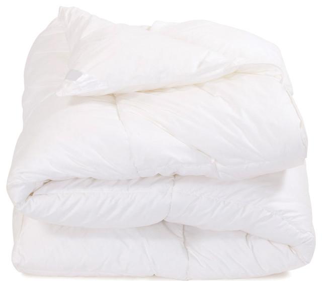 Ivy Union Premium Down Alternative Duvet Insert Comforter White Twin Xl