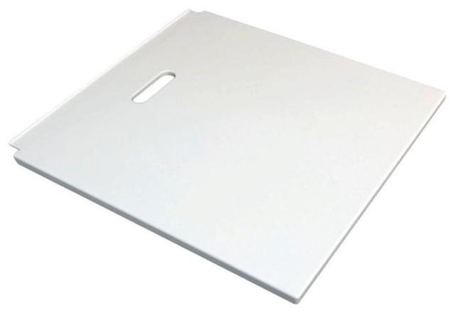 Mustee Utilatop Top Cover, White.