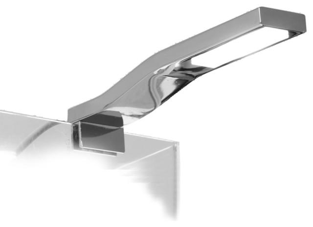 Swis spot de salle de bains led contemporain for Luminaire pour miroir salle de bain