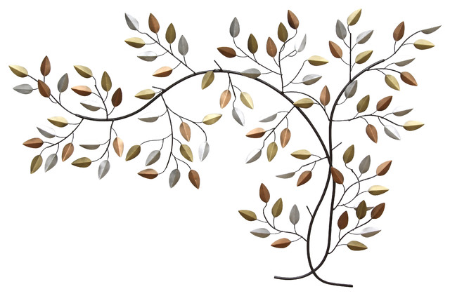 Tree Branch Wall Decor Metal : Stratton home decor tree branch wall metal