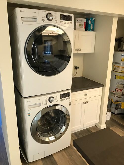 Laundry Closet Door Ideas Needed