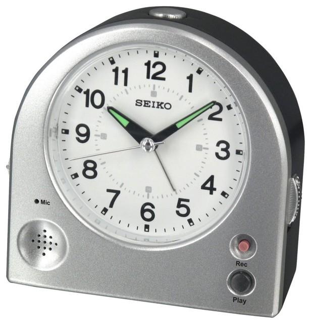 Seiko QHE081 Alarm Clock