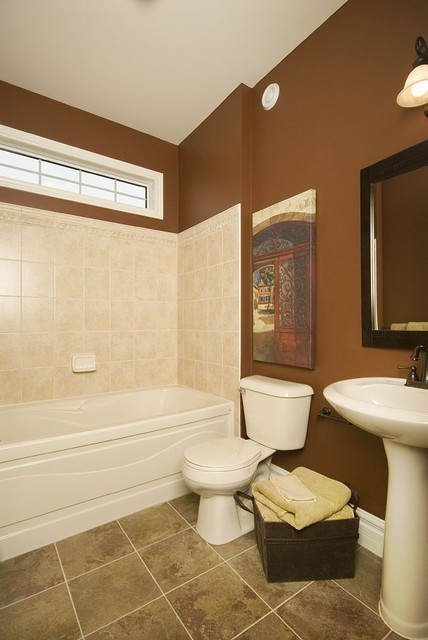 The Rosseau Traditional Bathroom Other By Quality Homes